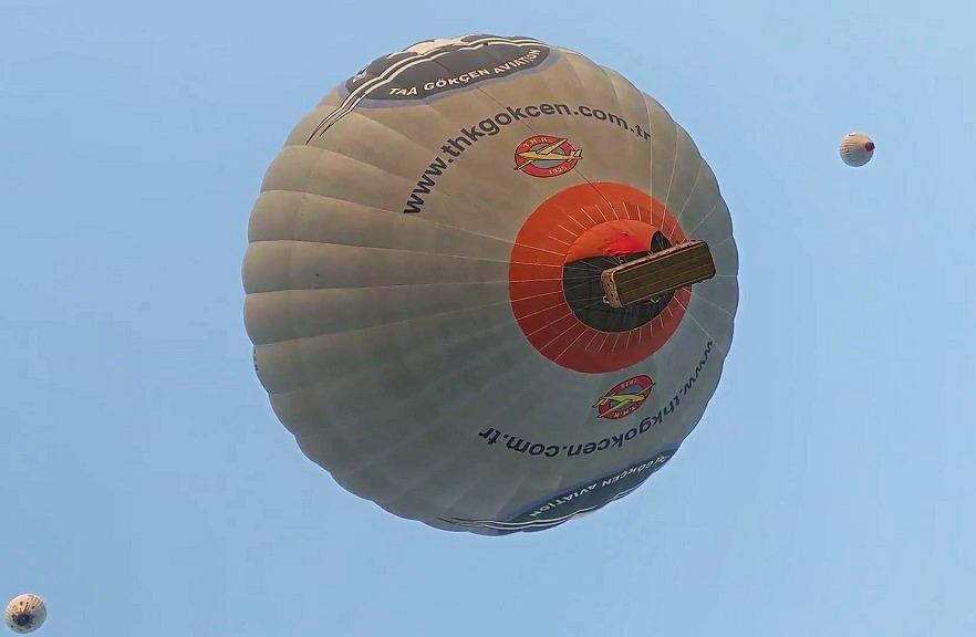 Have A Ride In A Hot Air Balloon, Goreme, Cappadocia