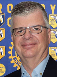 Chris Riesen, President 2019-20