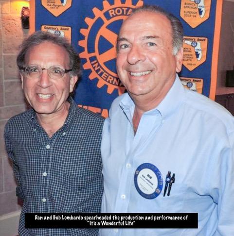 Bob Lombardo,, President 2020-2021, Rotary Club of Bonita Springs