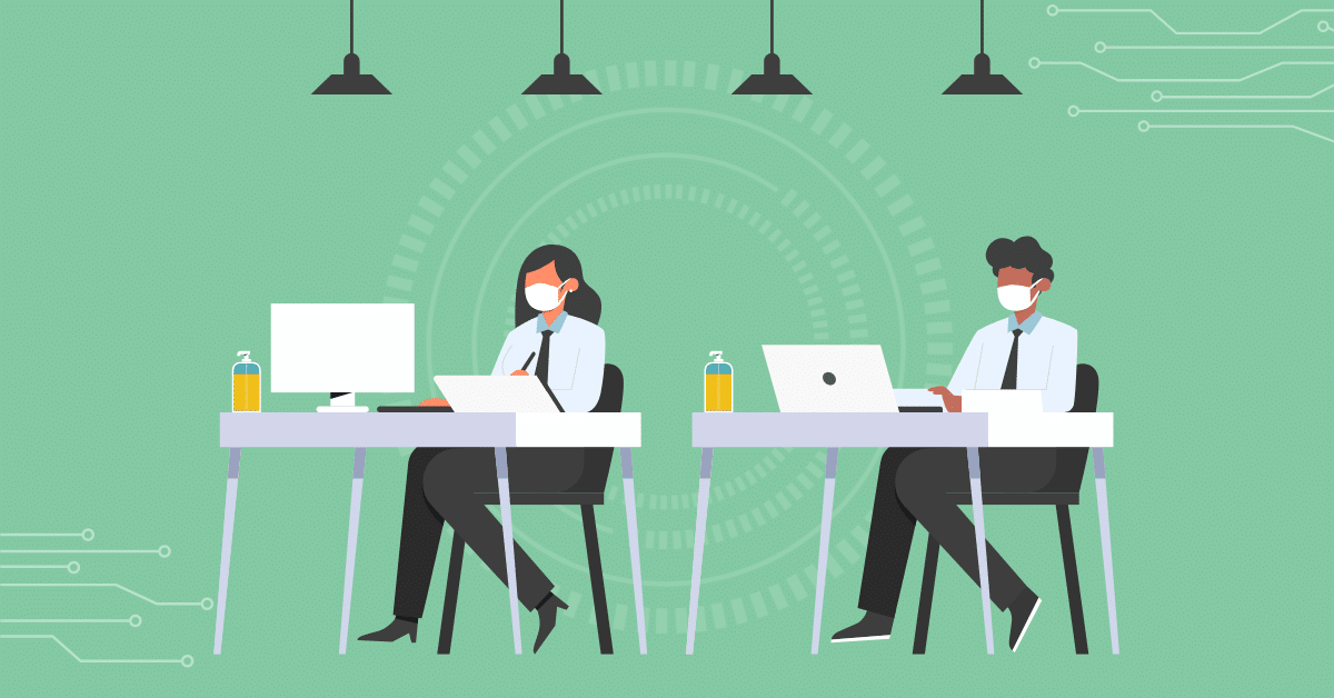 What Going Back To Workplace Would Look Like In 2021?