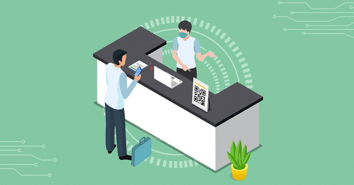 Make A Fresh Start In 2021 With Fidentity – A Touchless Visitor Management System