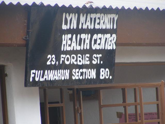 Lyn Maternity Health Center