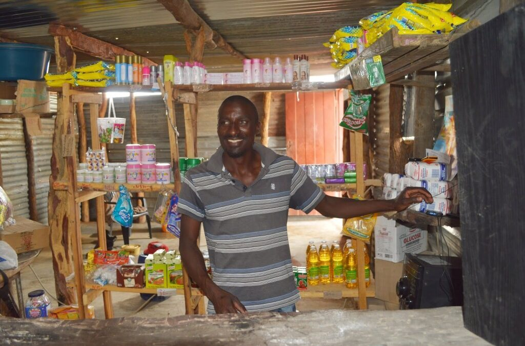 Shukamba's Journey from Fisherman to Businessman!!!