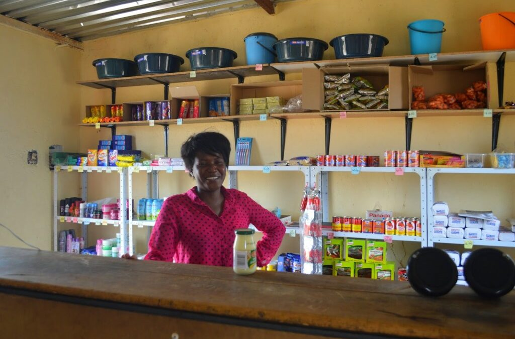 Benita's New Life- A Microcredit Loan Success Story!!