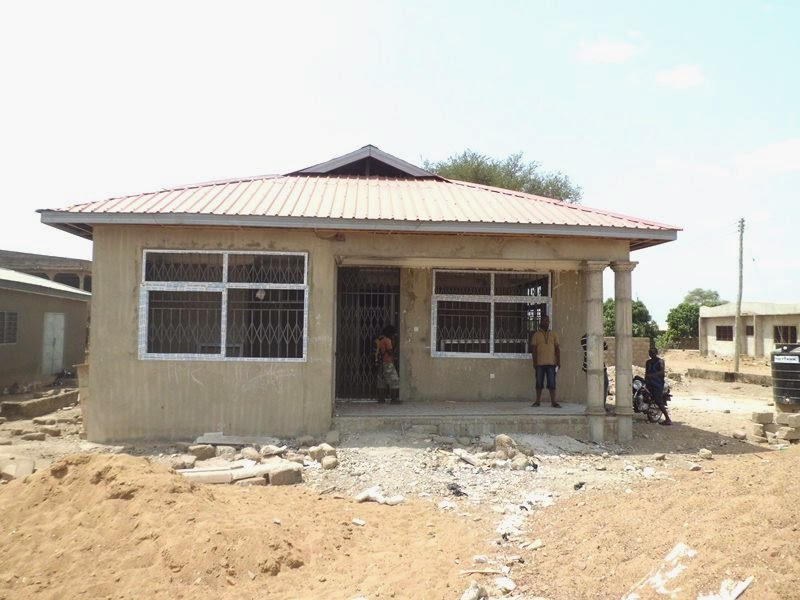 Our New Office in Northern Ghana to open next month!!!