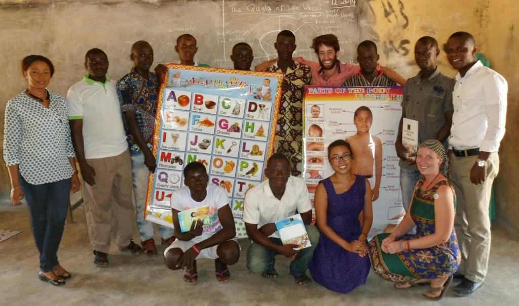 Northern Ghana- Literacy Update