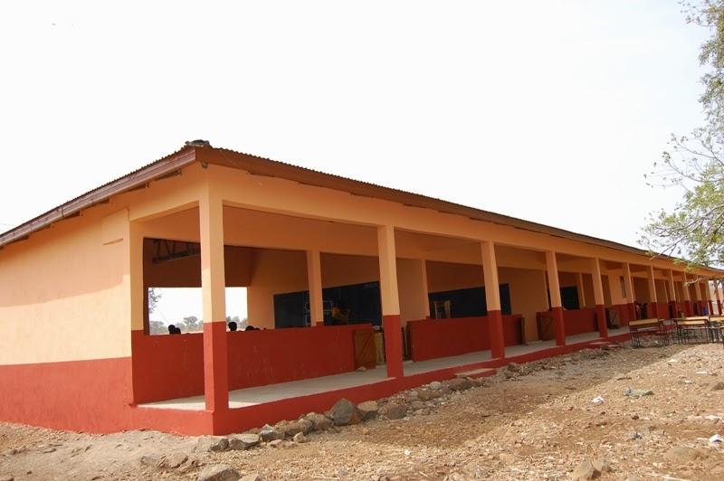 Duusi School Complete!