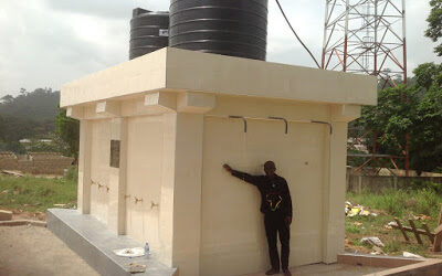 Ghana- Clean Water for Residents of Nkwatia