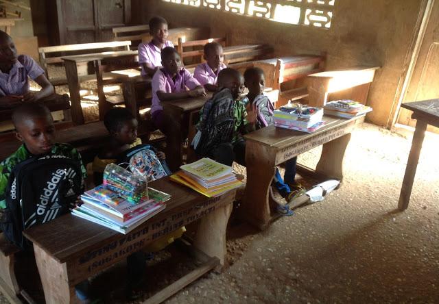 Ada Island Literacy Success Story!