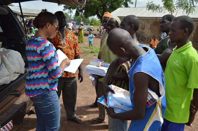 Northern Ghana Literacy Update
