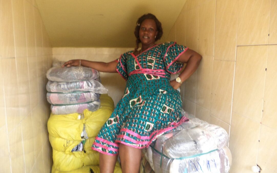 Mother of Four Shares Secret to Her Successful Micro Credit Business