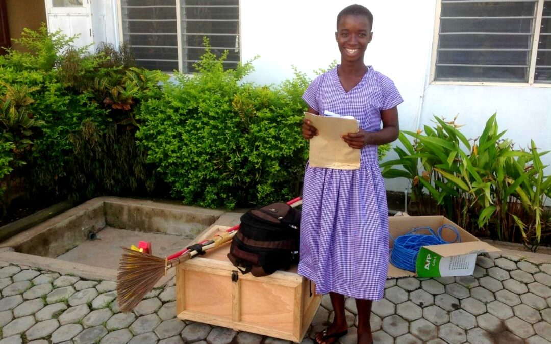 Meet Emmanuela….another ENA scholarship success story!!