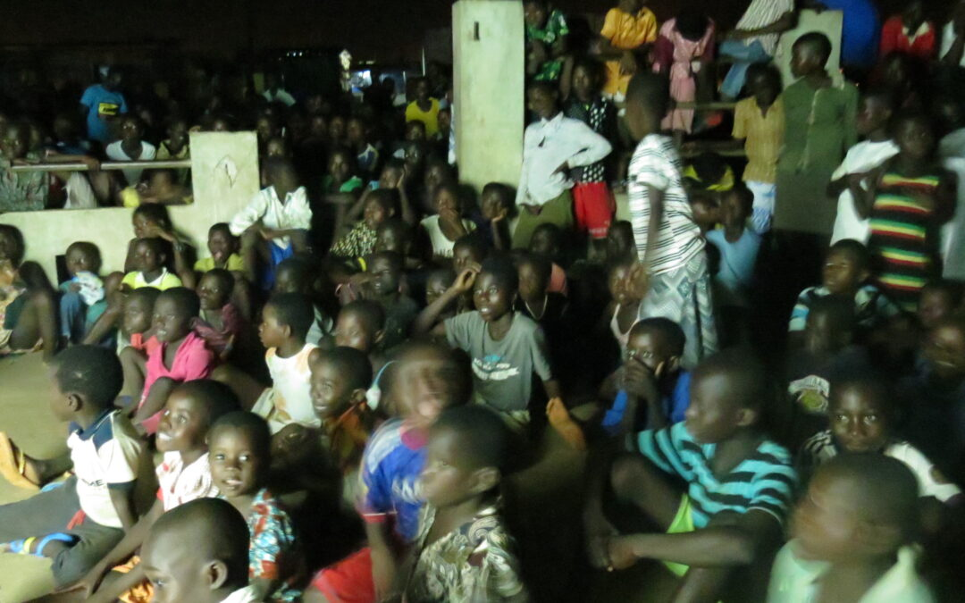 Engage Now Africa hosts anti-human trafficking awareness event in vulnerable fishing community