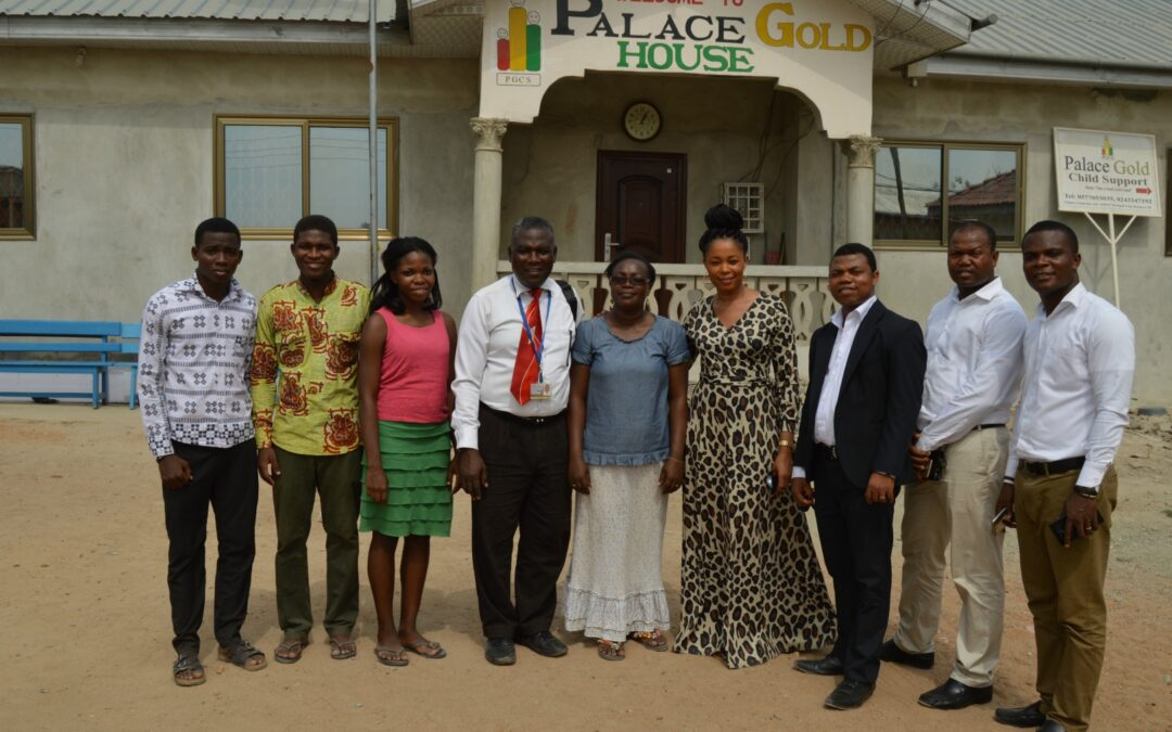Engage Now Africa Donates to Local Children in Need