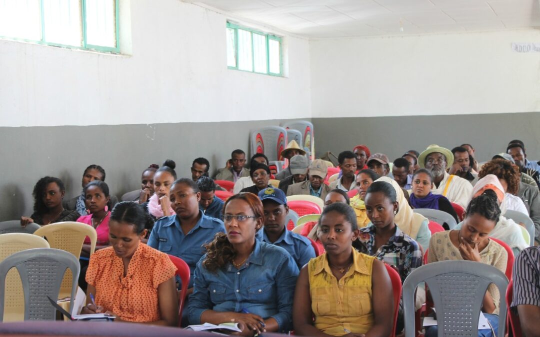 ENA Hosts Anti-Human Trafficking Conference for 15 at-risk Villages