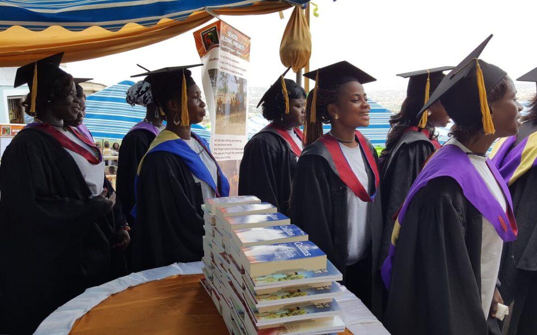 Accra Upper Weija Group- Literacy Graduation Ceremony