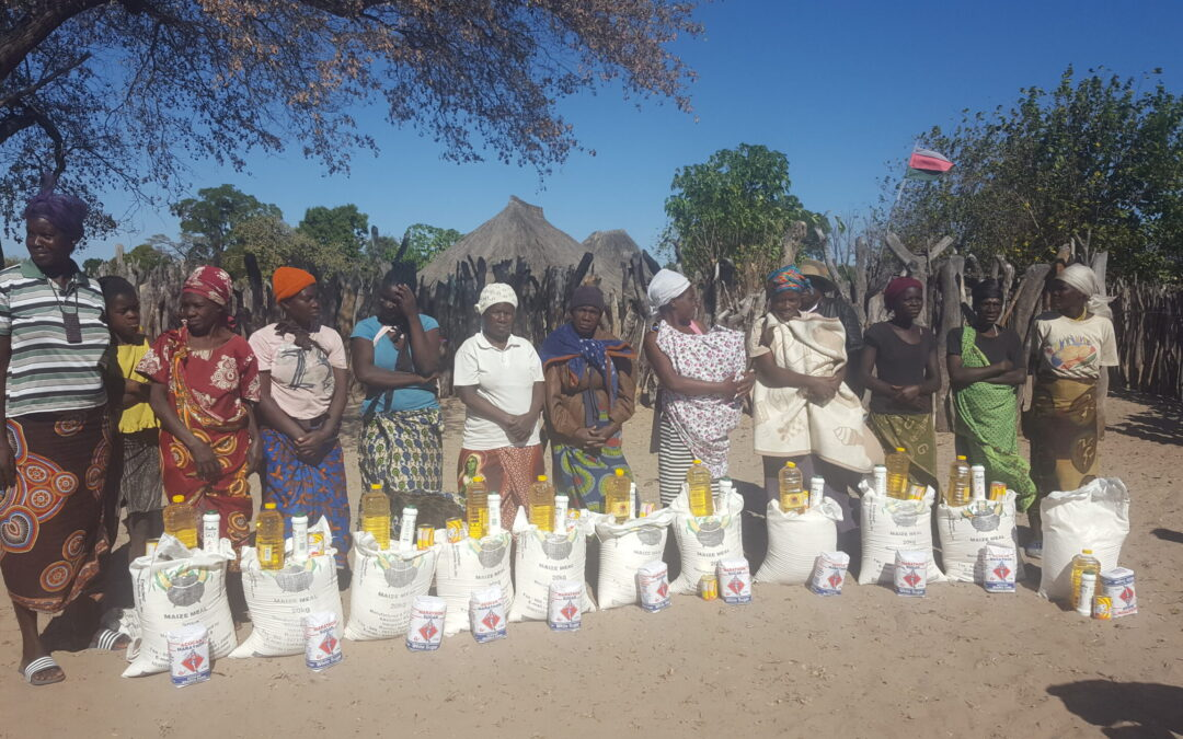 ENA Provides Relief To Orphans and Families Affected by Drought
