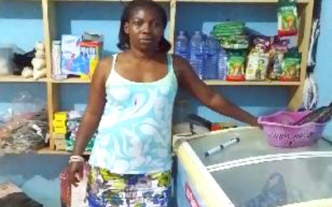 Micro Credit Success Story: Eva
