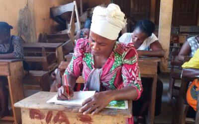 Adult Literacy Success Story: Rosina