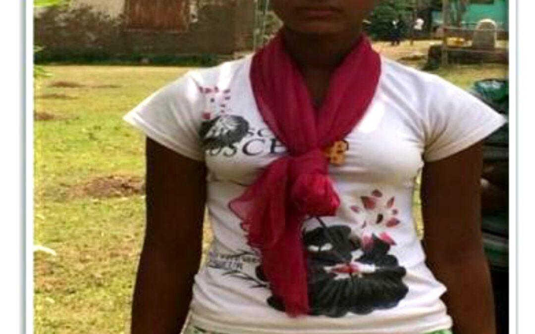 8th Grade Girl Rescued from Trafficker