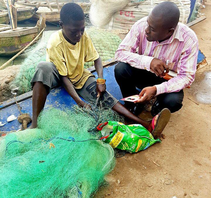 Kwabena: Human Trafficking Survivor Update