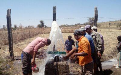 ENA Brings Water to 10,000