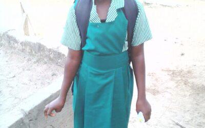 """ENA has Helped me to Become my Dream""- Doris, Child Labor Survivor"