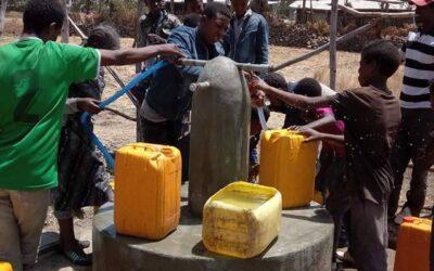 Update: Well Brings Clean Water to 13,000