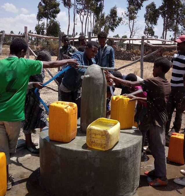 Update: Well Brings Clean Water to 13,000
