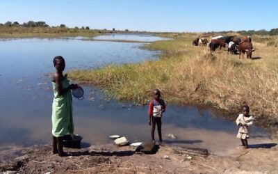 Clean Water Brings Health & Safety to Village
