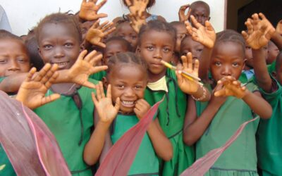 ENA's First Primary School in Sierra Leone is a Major Success