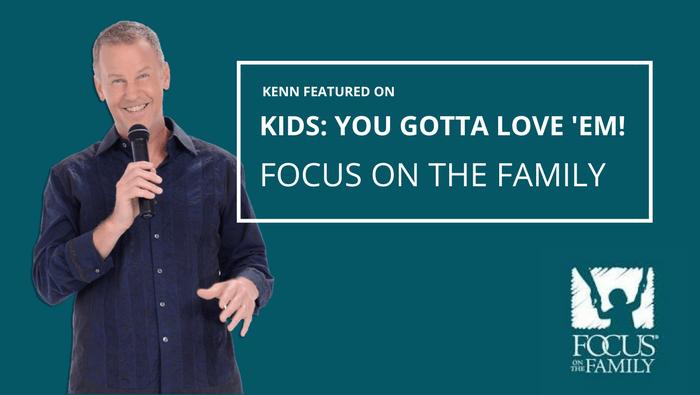 Kids: You Gotta Love 'Em!