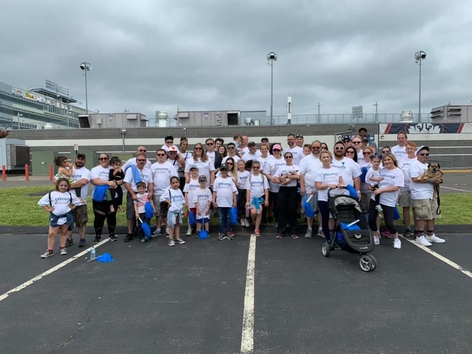 Executive Auto Group at the last year's Autism Walk
