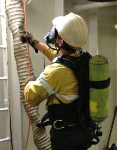 Self Contained Breathing Apparatus (SCBA) 27th May 2020 @ Impact Safety Group Pty Ltd | Gravelly Beach | Tasmania | Australia