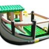 Island Hopper Fort All Sport Bounce House