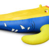 Island Hopper Gator Head Water Trampoline Slide Attachment