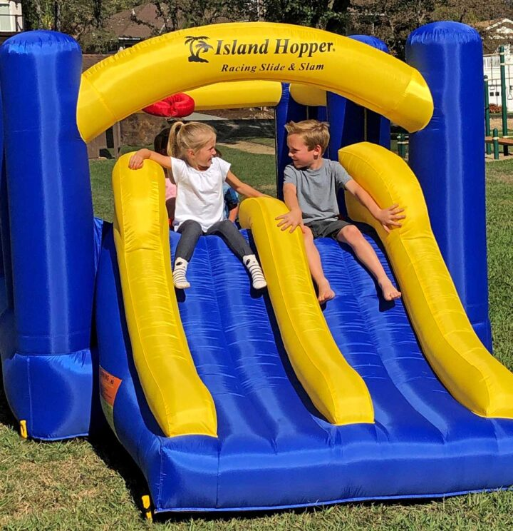 racing double slide