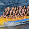 Island Hopper 8 Person Inflatable Banana Boat