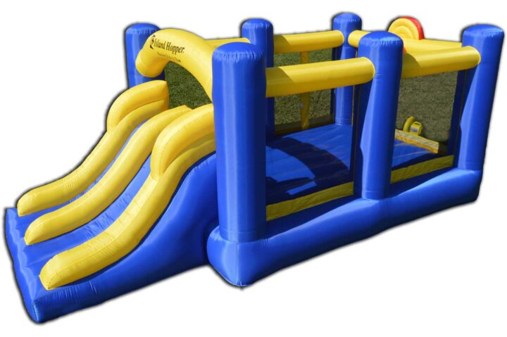 island hopper racing slide cutout