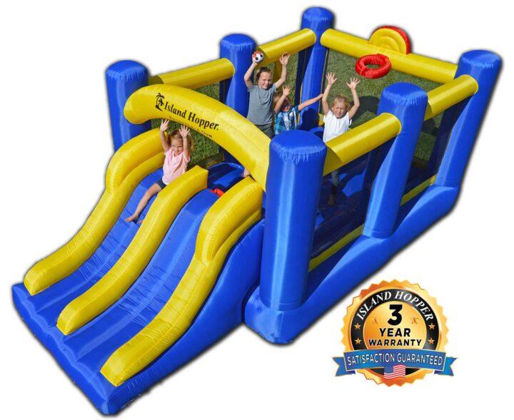 racing slide and slam