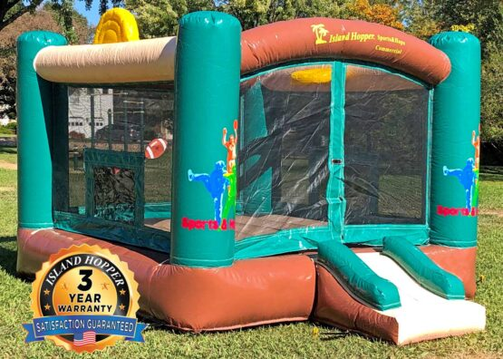 commercial sports n hops bounce house