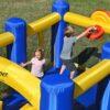 racing slide hoops