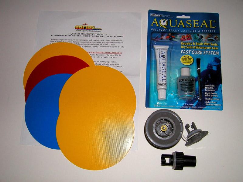 Aqua Seal Repair Kit