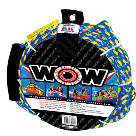 60 Foot Wow Tow Rope
