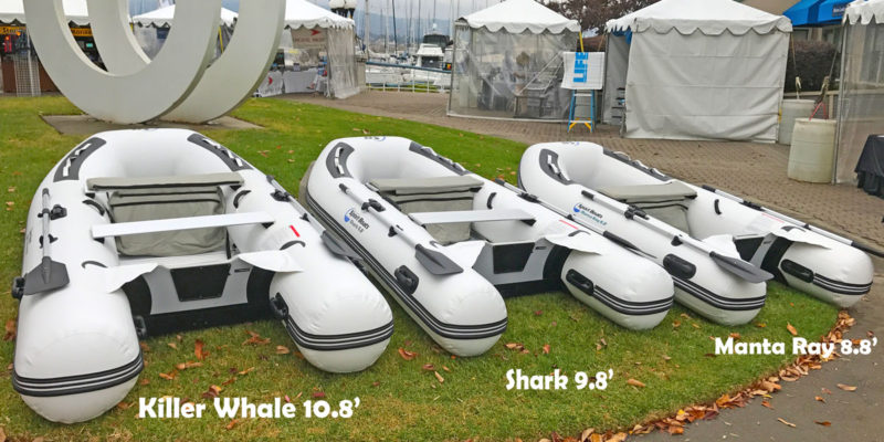 Sport-boat-aluminum-floor-model-display-with-text