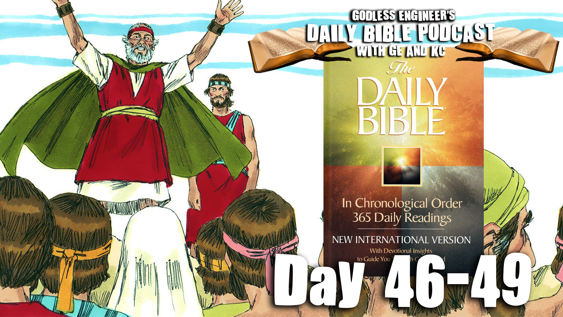 Crazy Ceremonial And Religious Laws of the Old Testament