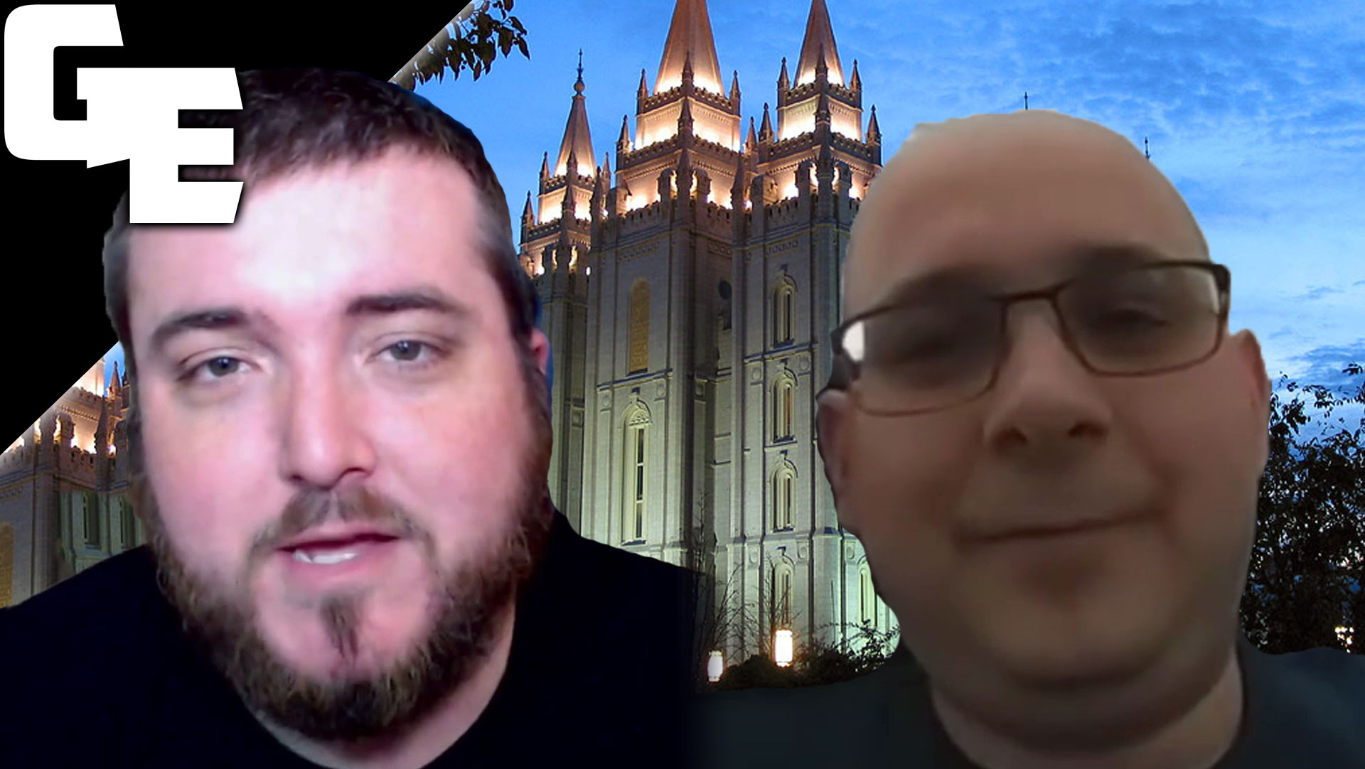 Ex-Mormon Talks Bout His Abusive Religious Past