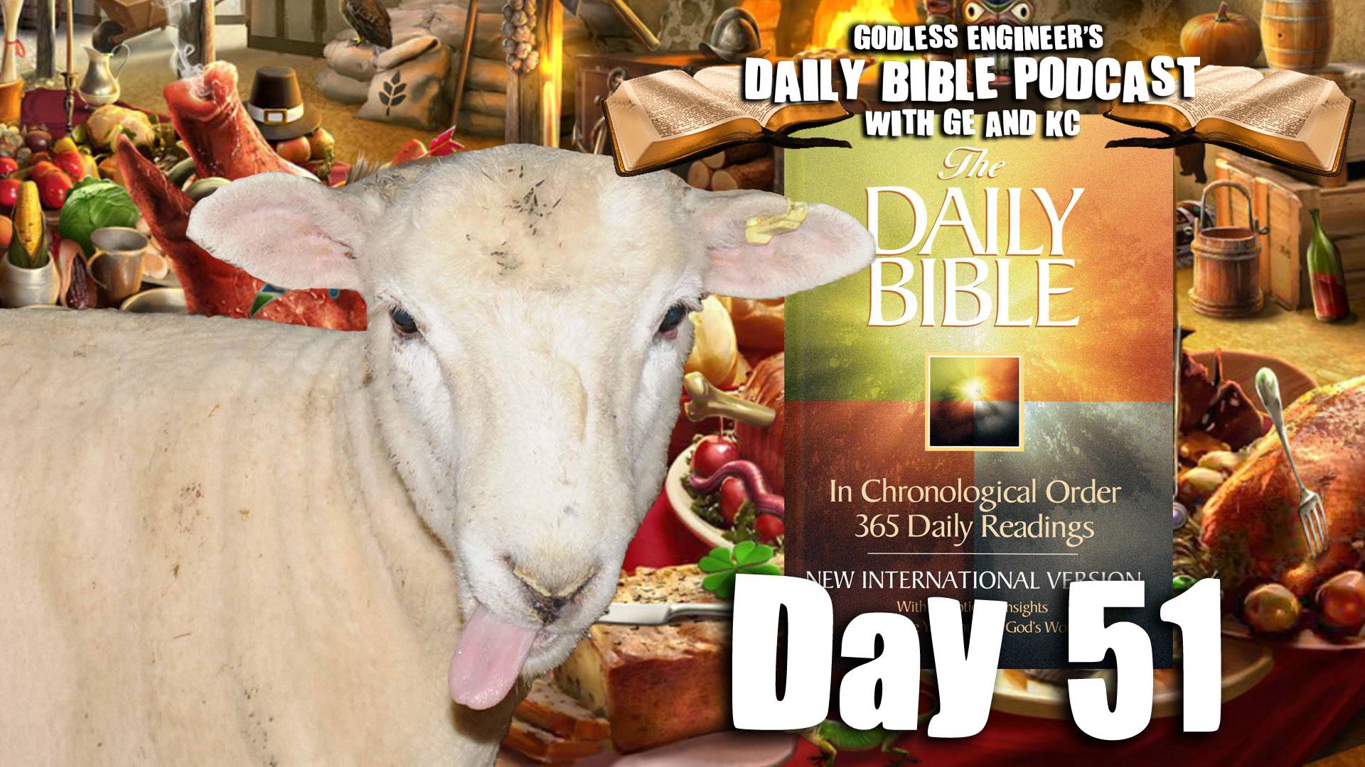 Old Testament Feast Traditions Make No Sense