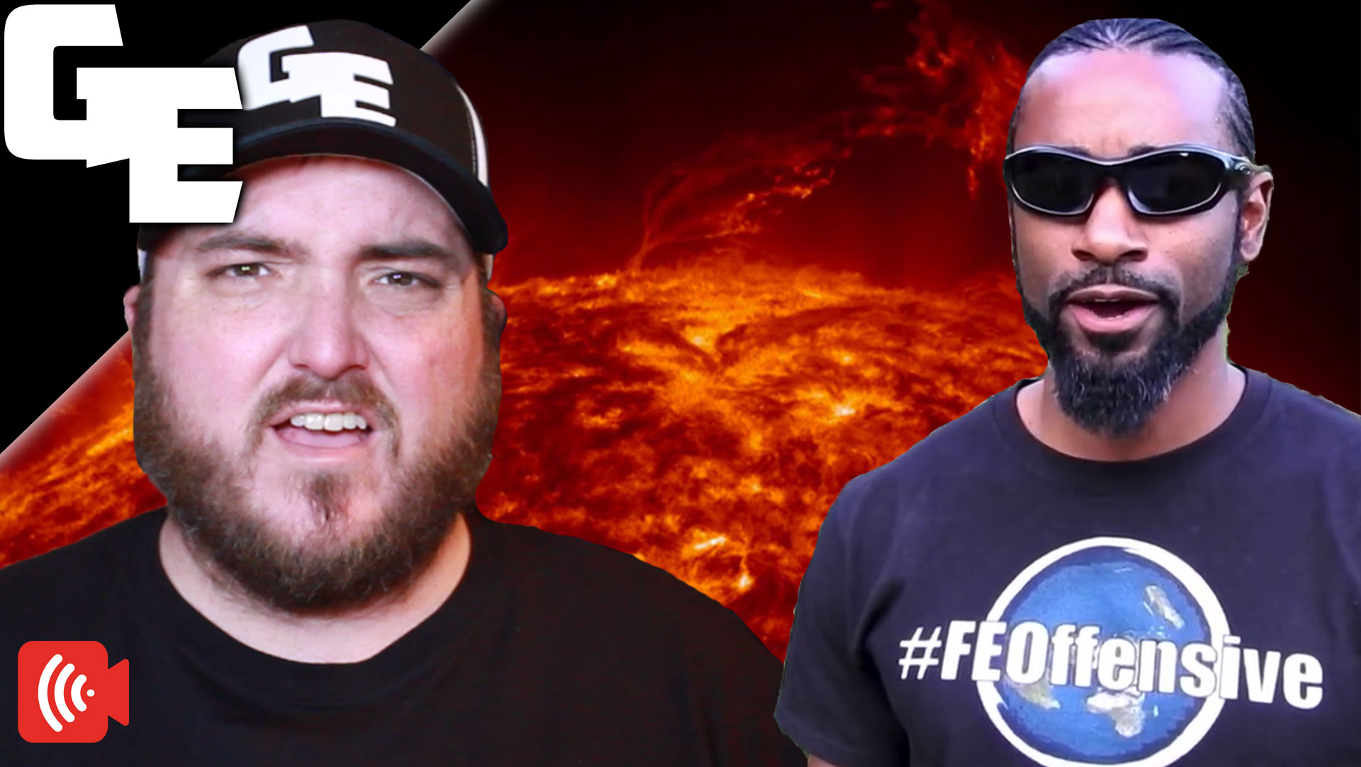 D. Marble Explains Why The Sun Proves The Flat Earth