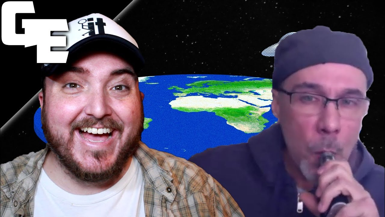 Flat Earther Explains Why Gravity Isn't Real
